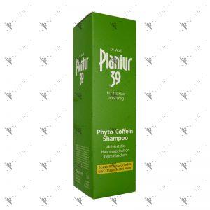 Plantur 39 Phyto-Coffein Shampoo 250ml Color