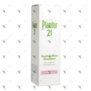 Plantur 21 Nutri-Coffein Shampoo 250ml