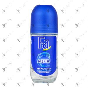 Fa Deo Roll-On Aqua 50ml