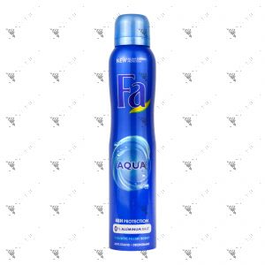 Fa Deo Spray Aqua 200ml