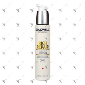 Goldwell Dualsenses Rich Repair 6 Effects Serum 100ml Color Protection