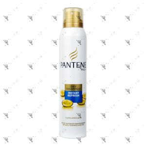 Pantene Dry Shampoo 180ml Instant Refresh