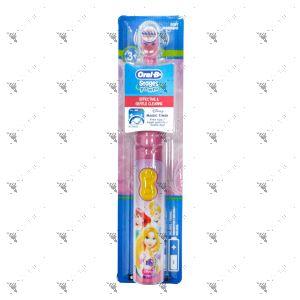 Oral-B ToothBrush Advanced Power Kids 3+ (Princess)