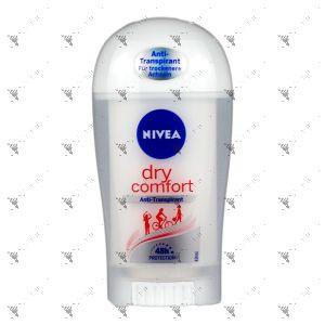 Nivea Deodorant Stick 40ml Women Dry Comfort