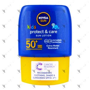Nivea Sun Kids Lotion SPF50+ 50ml Pocket Size