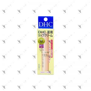 DHC Medicated Lip Cream 1.5g