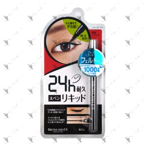 Browlash EX Waterstrong Liquid Eyeliner (Deep Black)