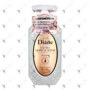 Moist Diane Shampoo 450ml Extra Moist & Shine