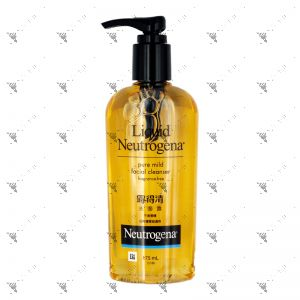 Neutrogena Liquid 175ml Fragrance Free