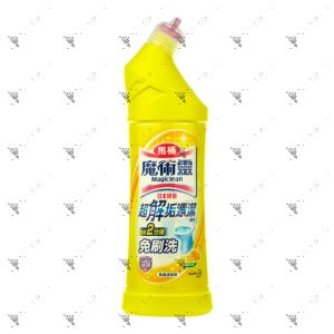 Kao Magiclean Toilet Bleach (Lemon) 500ml