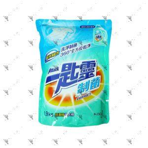 Kao Attack Liquid Detergent Antibacterial Refill 1.9kg