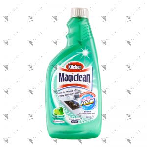 Kao Magiclean Kitchen Cleaner Refill 500ml