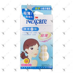 Nexcare Acne Care Ultra-Thin Acne Invisible Patch 30sheets/pack
