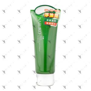 Naruko Tea Tree Purifying Clay Mask & Cleanser in 1 120ml