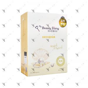 My Beauty Diary Mask 8s Royal Pearl Radiance