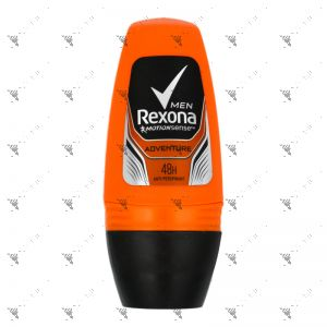 Rexona Men Roll On 50ml Adventure