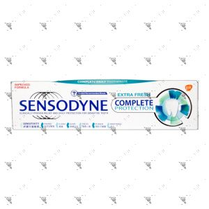 Sensodyne Complete Protection Toothpaste 100g Extra Fresh
