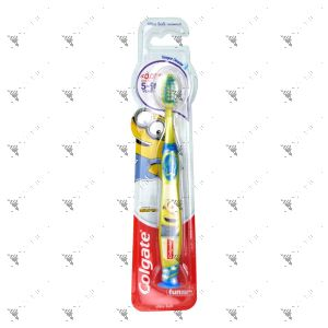 Colgate Toothbrush Smiles 5-9 Years Ultra Soft 1s Minions