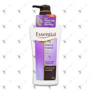Essential Shampoo 700ml Tame & Control