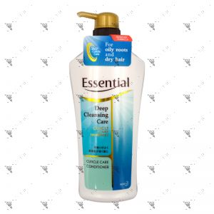 Essential Conditioner 700ml Deep Cleansing Care