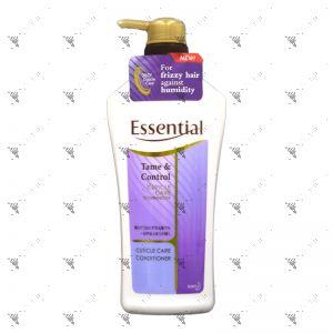 Essential Conditioner 700ml Tame & Control