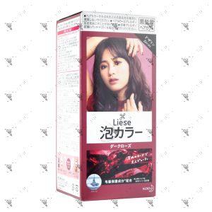 Liese Hair Color Dark Rose