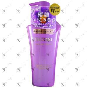 Shiseido Tsubaki Volume Touch Conditioner 500ml Purple