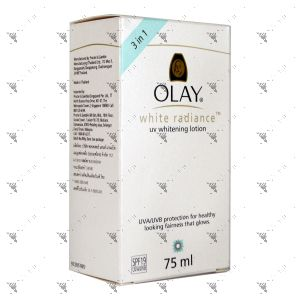 Olay White Radiance UV Whitening Lotion 75ml