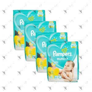 Pampers (JP) Baby-Dry Diapers Small 82s (1Carton=4pack)