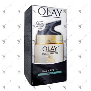 Olay Total Effects 7in1 Day Cream 50g Gentle