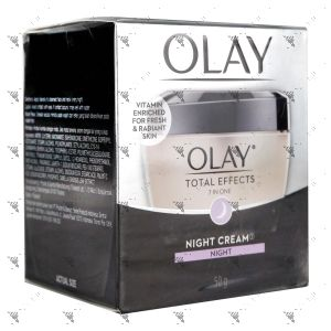 Olay Total Effects 7 in 1 Night Cream 50g