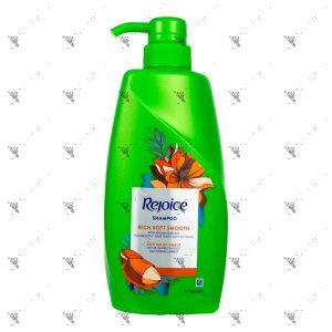 Rejoice Shampoo 600ml Rich Soft Smooth