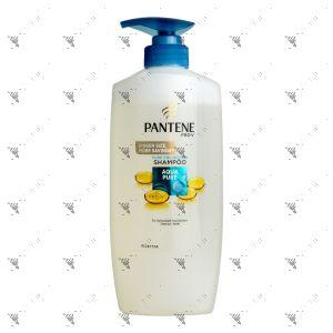 Pantene Shampoo 750ml Pure Collection Aqua Pure