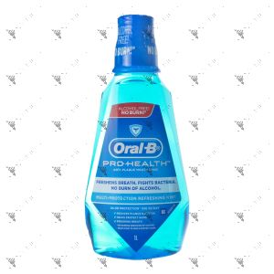 Oral-B Mouthwash Pro-Health 1L Multi Protection Refreshing Mint