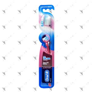Oral-B Toothbrush Ultra Thin pro Gum Care 1s Extra Soft