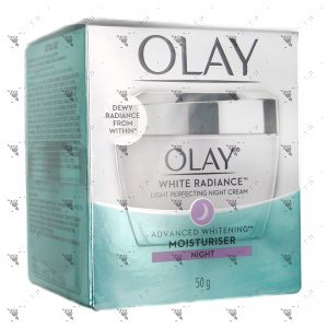 Olay White Radiance Light Perfecting Night Cream 50g