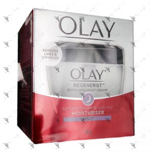 Olay Regenerist Revitalising Night Cream 50g