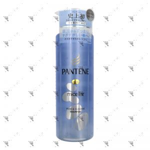 Pantene Micellar Shampoo 500ml Pure & Cleanse