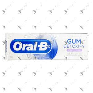 Oral-B Toothpaste 110g Gum Detoxify
