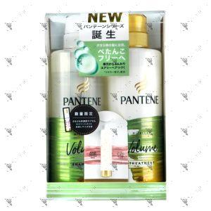 Pantene Micellar Volume Cleanse Shampoo 500ml + Conditioner 500g Set + Sample FOC