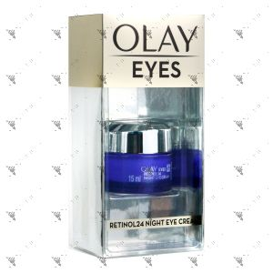 Olay Eyes Retinol24 Night Eye Cream 15ml
