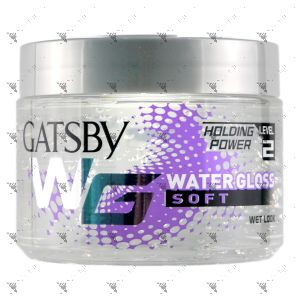 Gatsby Water Gloss Gel 300g Soft