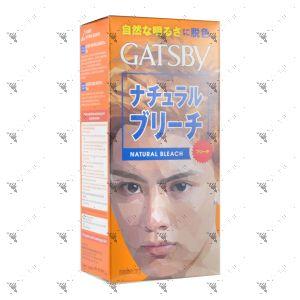Gatsby Hair Color Natural Bleach