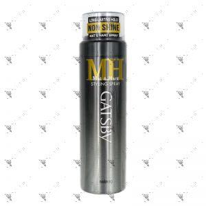 Gatsby Styling Spray 200ml Mat Hard