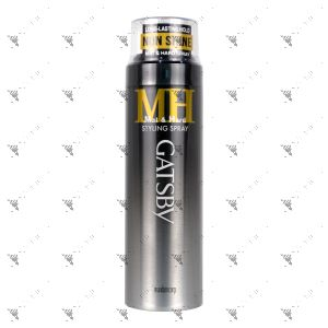 Gatsby Styling Spray 200ml Mat & Hard