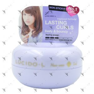 Lucido-L Hair Wax 60g Curl