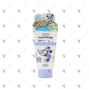 Softymo Natusavon Washing Cream Clear 130g