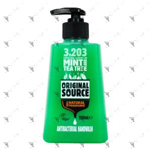 Original Source Anti Bacterial Handwash 250ml Mint & Tea Tree