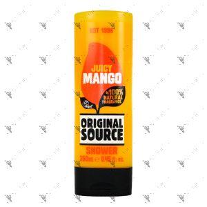 Original Source Shower Gel 250ml Mango