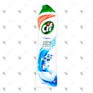 CIF Cream with 100% Natural Cleaning Particles 500ml Original